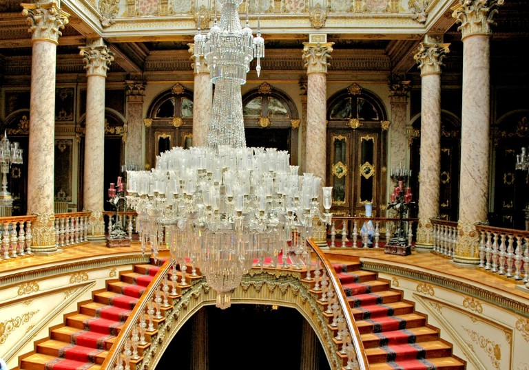 Ottoman Opulence in Dolmabache Palace