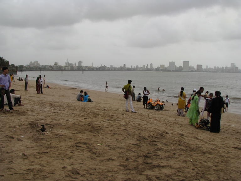 Unwanted attention at Marine Drive, Mumbai, is unavoidable