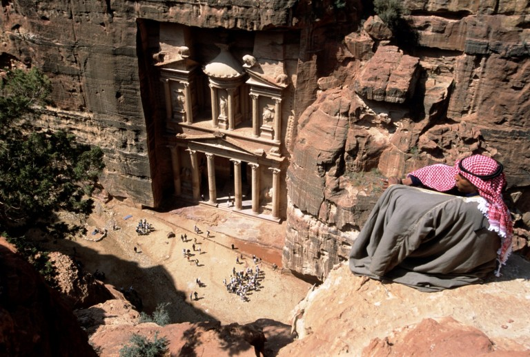 A sight to behold in Jordan!