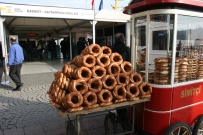 Simit is a bread ring