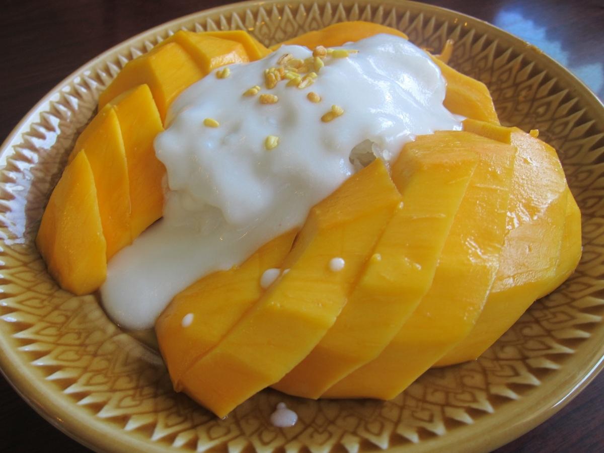 Top 5 delicious Thai desserts