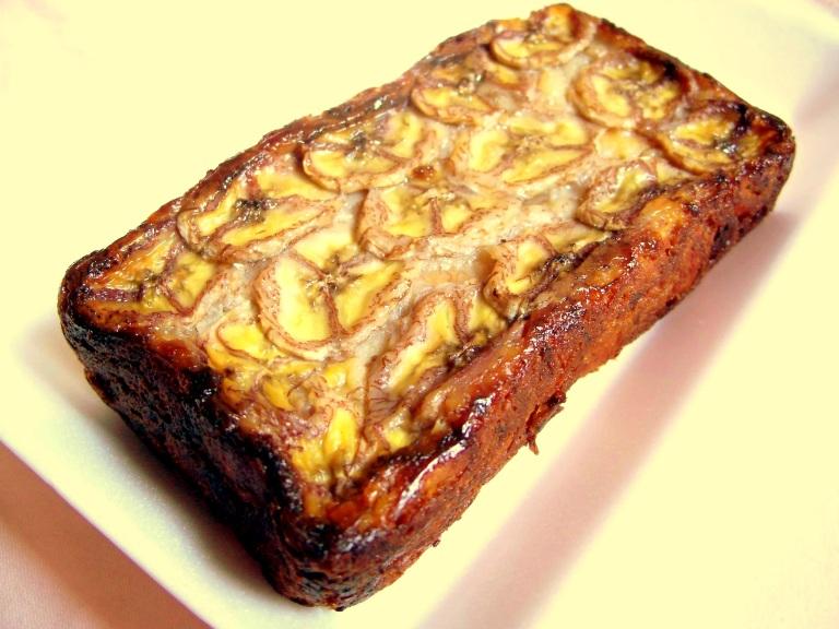 Viet Banana Cake