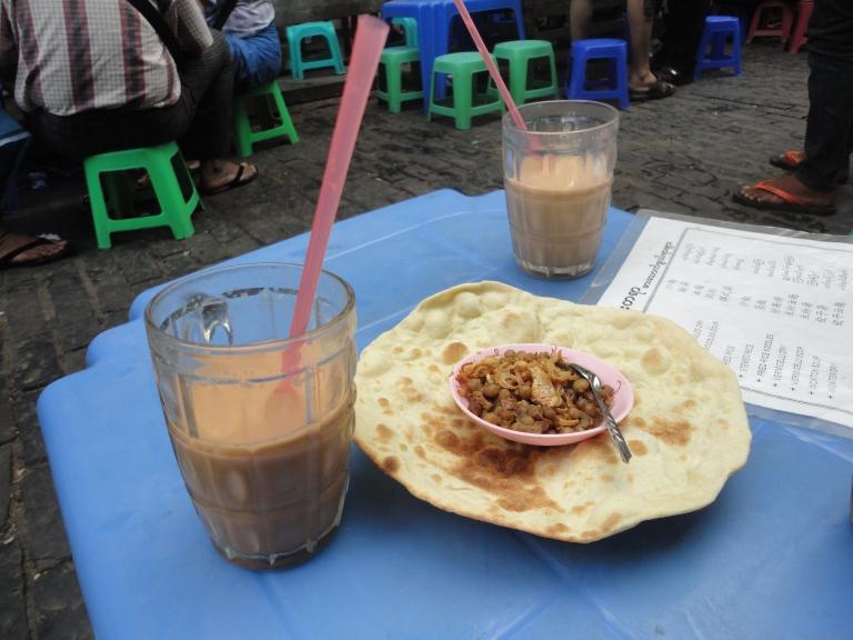 Breakfast in Bagan!