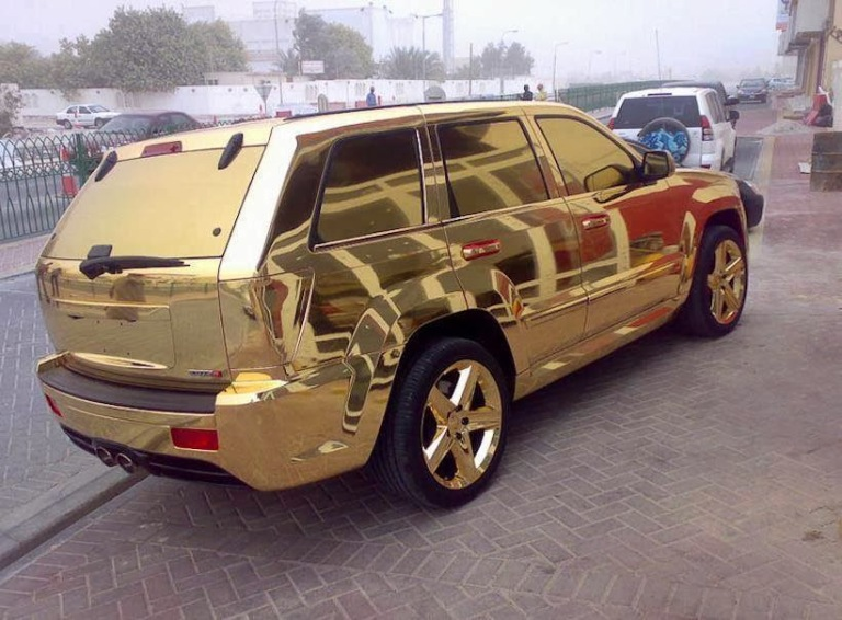 Only in Dubai...
