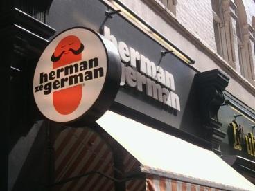 Herman ze German, UK