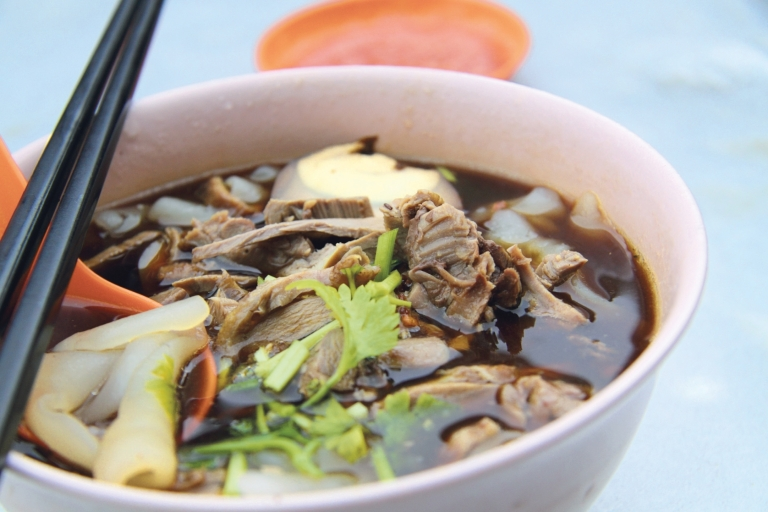 Koay Chiap is a present from the Chinese