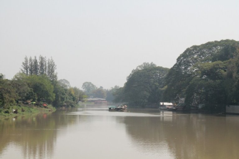 The Mae Ping River