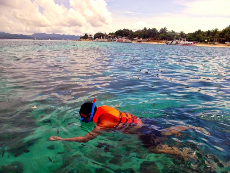 Manoc-Manoc Beach, Boracay