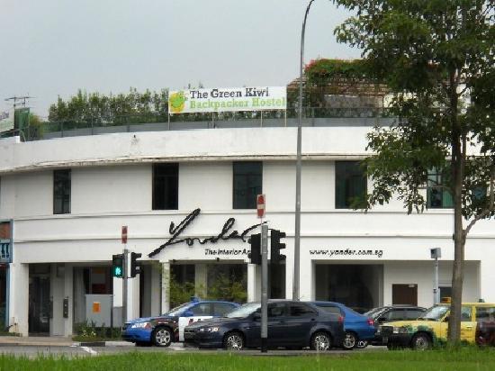 hostelgreenkiwi