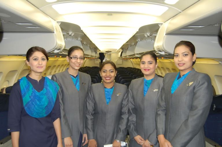 PIA's cabin crew is arguably the best thing about the airline