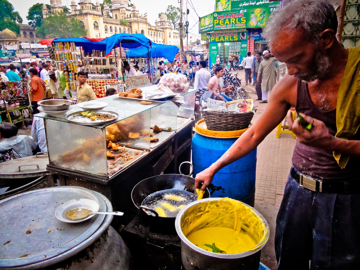 Street Food Around The World Mumbai