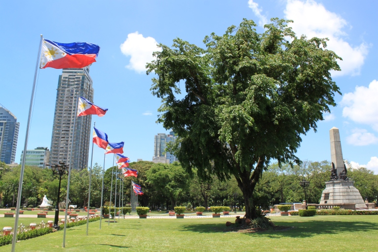 Patriotism at Rizal Park
