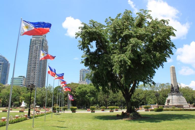 Patriotism at Rizal Park
