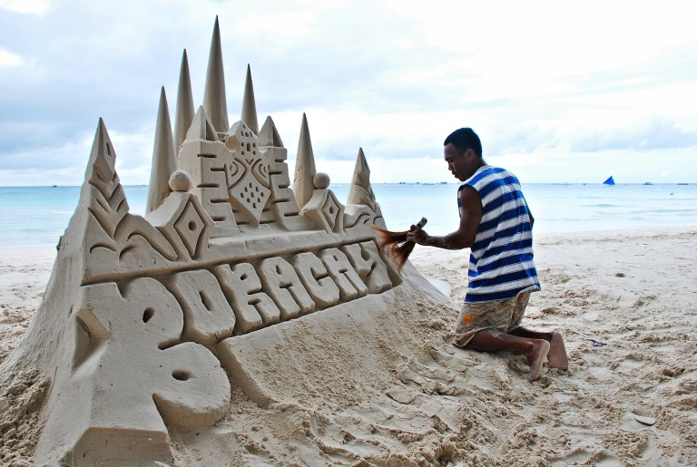 Boracay has always been known as the Philippines' ultimate beach getaway