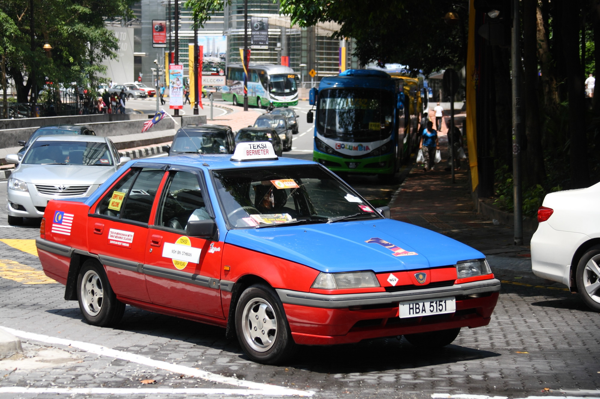 Taxi Drivers: The Scum of Kuala Lumpur – backpackerlee
