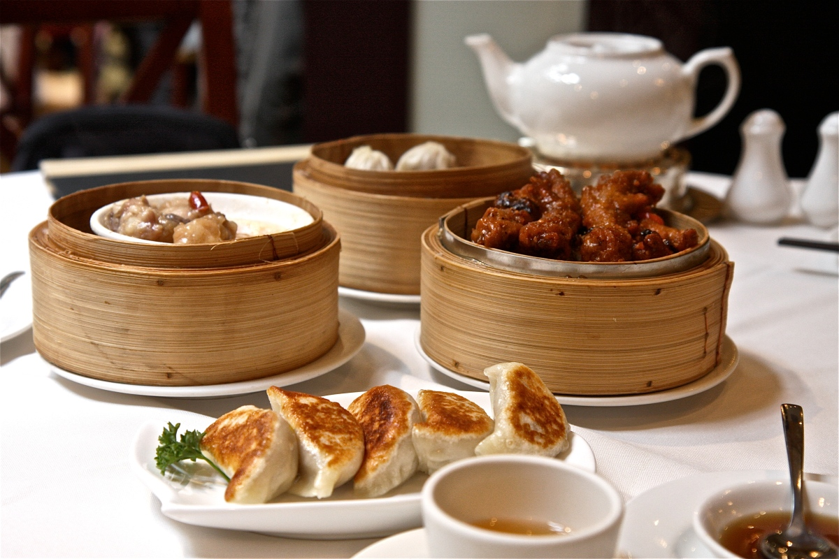 Bao Down to Kingly Dim Sum