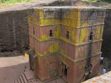 Lalibela's rock-hewn churches