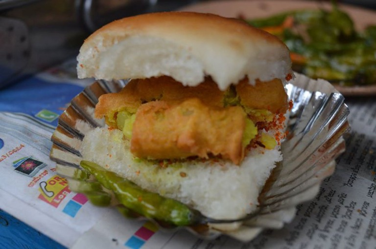 Vada Pav is a favourite of mine!