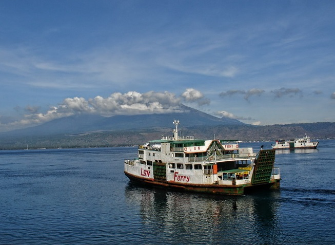The Ferry From Java To Bali Backpackerlee