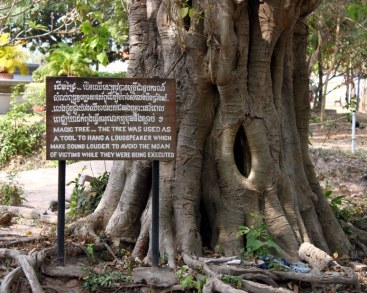 The Killing Fields in Phnom Penh