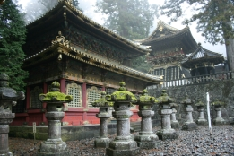 Nikko has many revered ancient sites