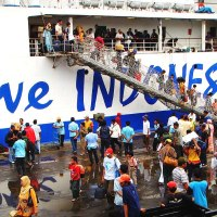 All aboard the PELNI: Indonesia's crazy ferries!
