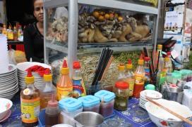Street food in Phnom Penh
