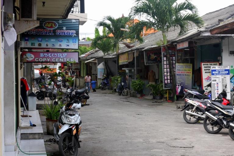 Streets of Kuta