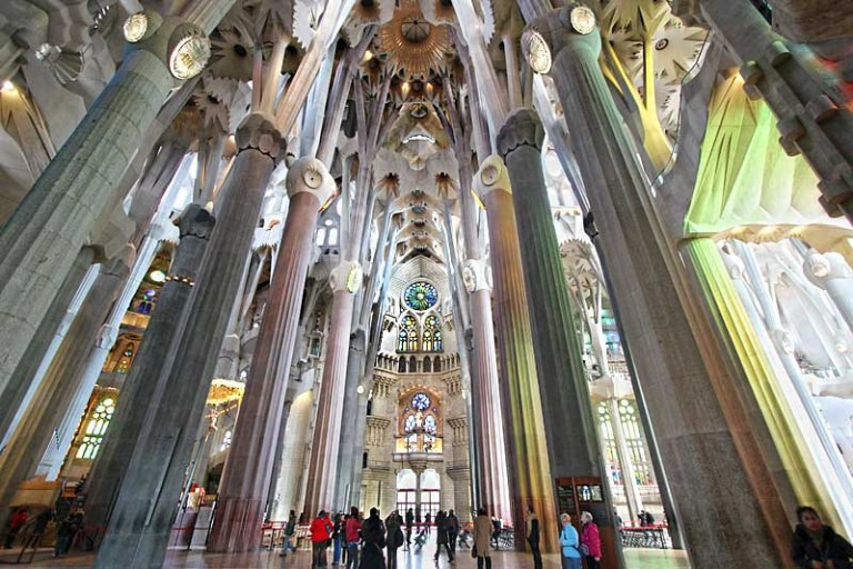 Image result for la sagrada familia