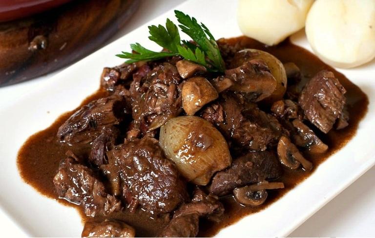 Beef Bouguignon
