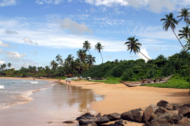 Cinnamon Beach in Bentota