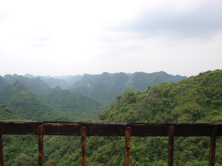 Cat Ba National Park is larger than you may think!