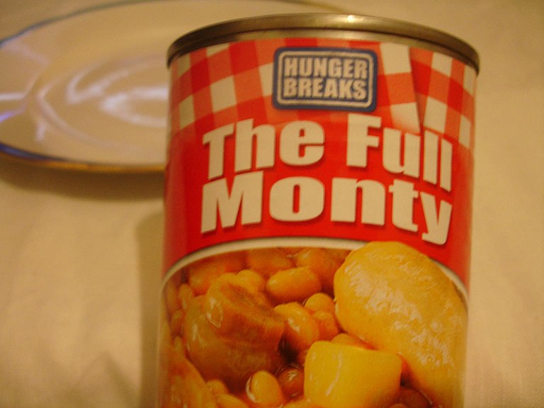 Available in tins...