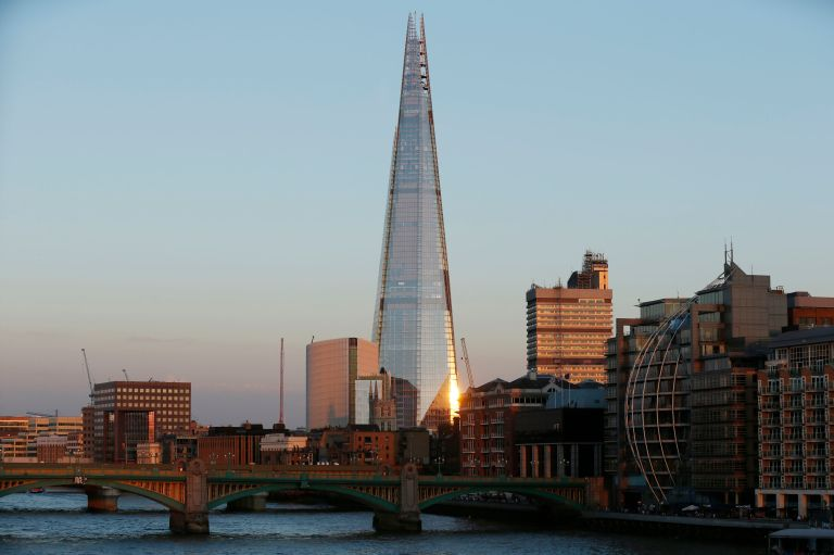 The Shard, in all its glory