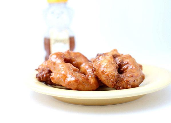 Malagasy Honey Doughnuts