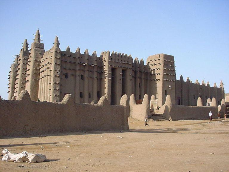 Timbuktu (Photo: Wikipedia)