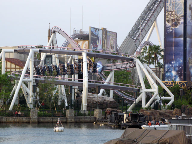 The Hollywood Dream Coaster