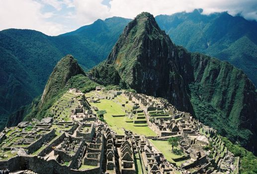 The wonders of Machu Picchu await