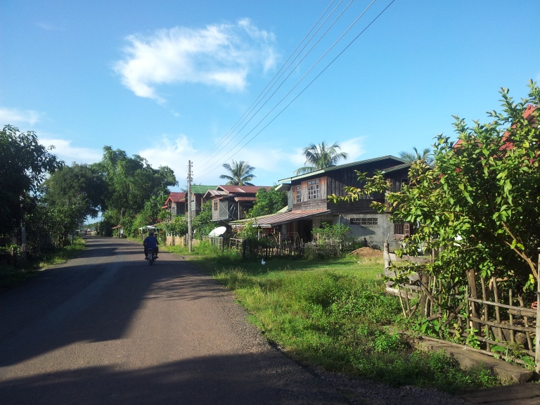 Champasak is a backpacker favourite in the South of Laos