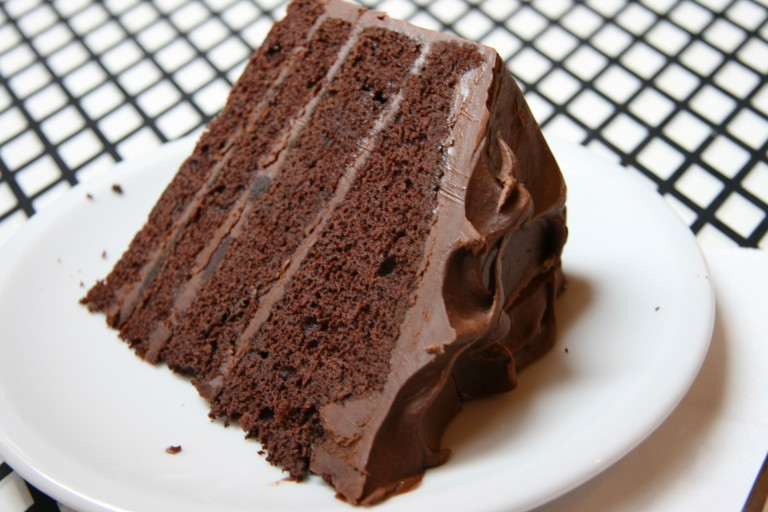 Devil S Food Cake With Chocolate Fudge Frosting Recipe: 23 American Desserts You MUST Try Before You Die