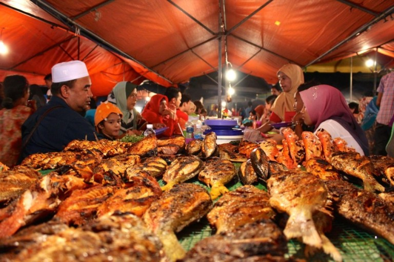 Ikan Bakar for sale!