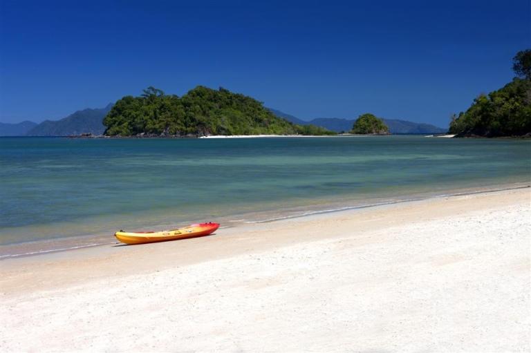 Pantai Datai in Langkawi