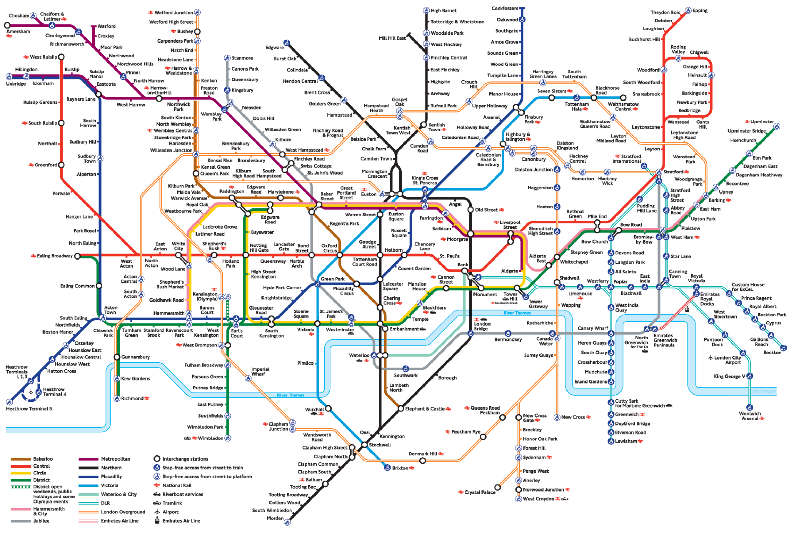 An Idiots Guide to the London Underground  backpackerlee