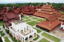Mandalay Palace is just WOW.