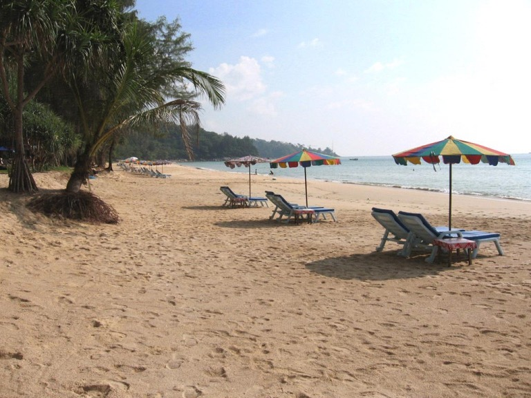 Nai Thon Beach, Phuket