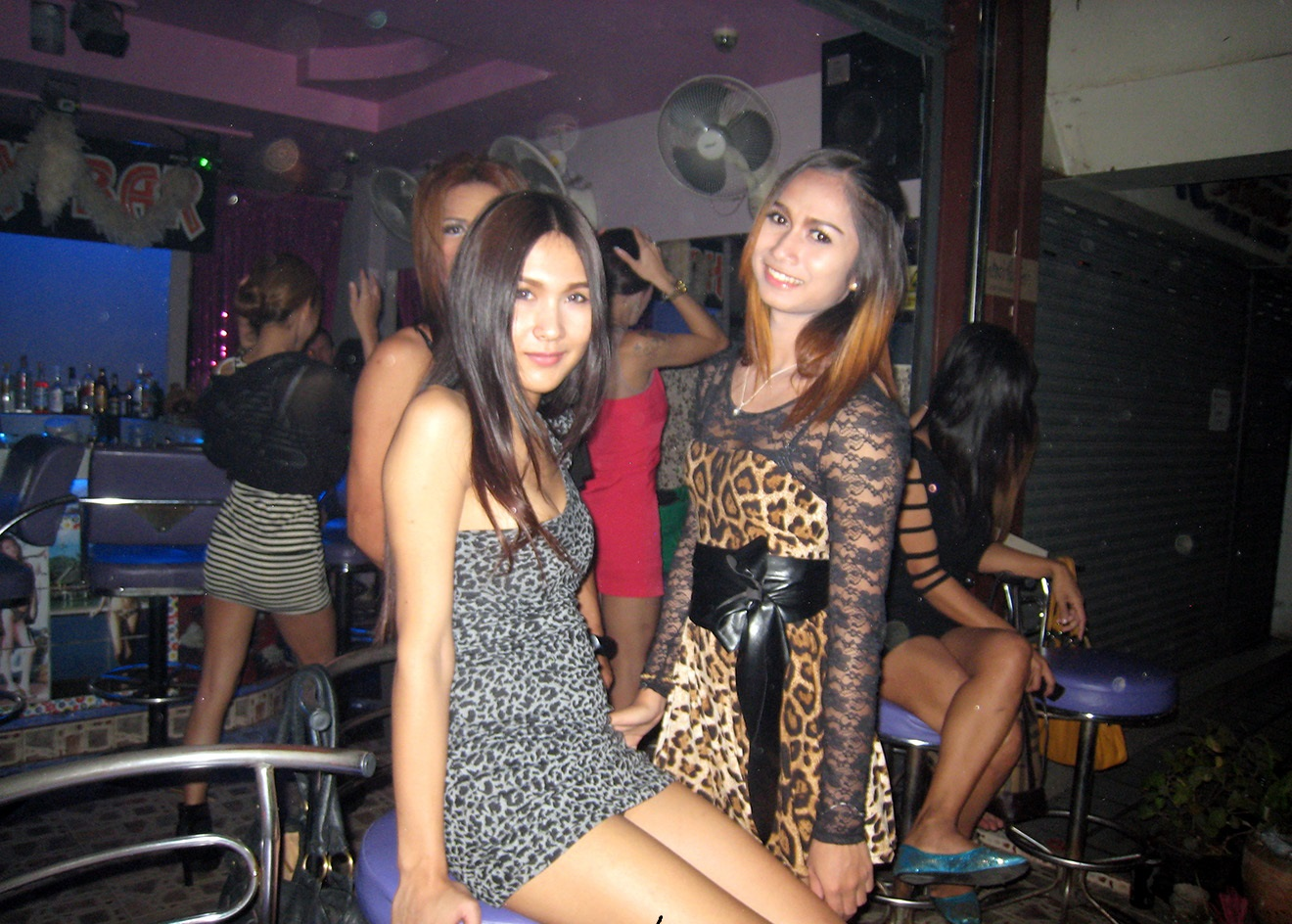 in American thailand ladyboys