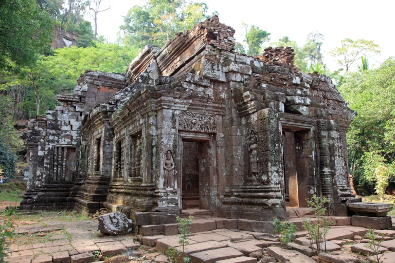 Wat Phou in Laos