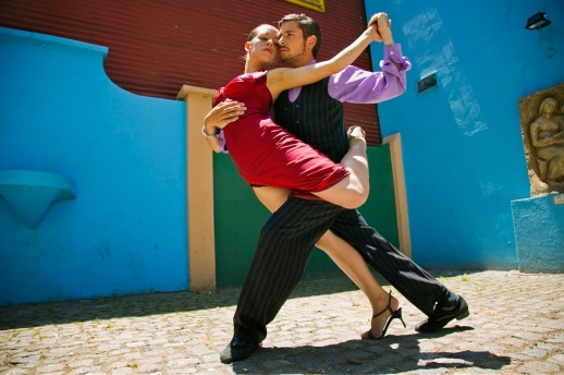 Learn to Tango in Buenos Aires