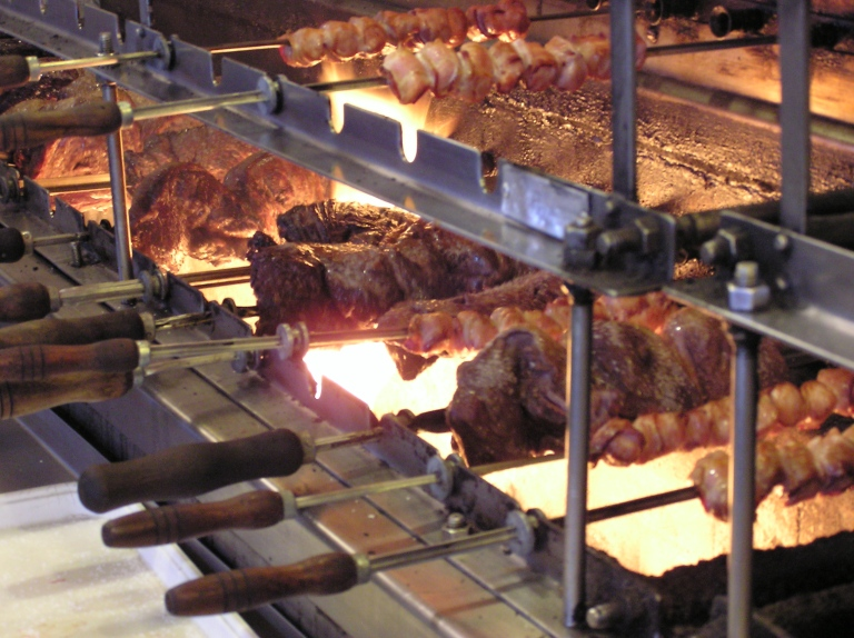 Churrasco meats