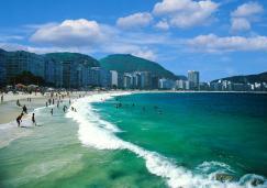Coconuts on Copacabana?